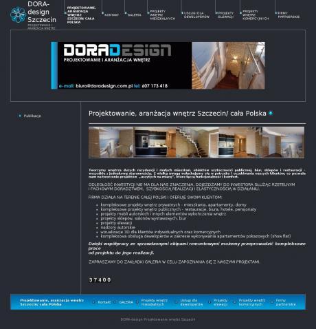 Dora Design Projektowanie I Aranżacja Wnętrz Wirtualny Szczecin